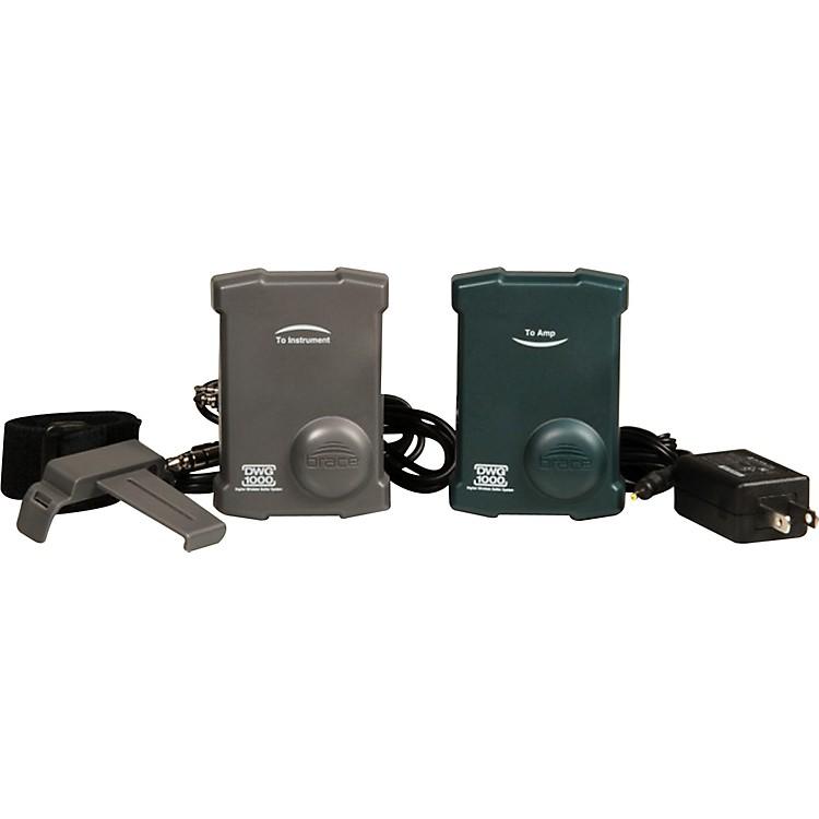 Brace AudioDWG1000 Digital Wireless Guitar System
