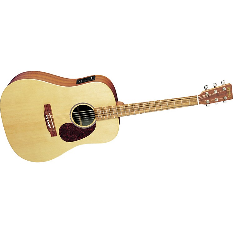 Martin DX1E Dreadnought Acoustic-Electric Guitar