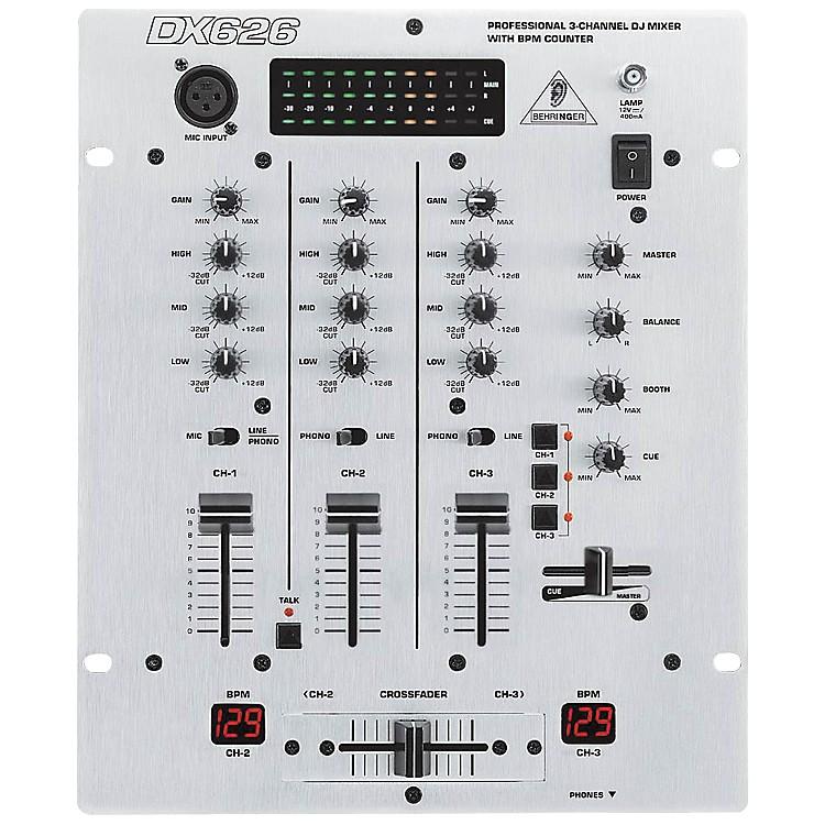 BehringerDX626 Pro DJ Mixer