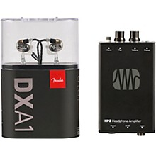 Fender DXA1 In Ear Monitor with PreSonus HP2 Headphone Ampliflier