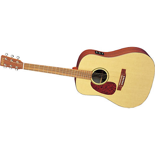 Martin DXME Left-Handed Acoustic-Electric Dreadnought