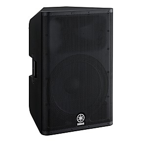 Yamaha dxr15 15 active speaker musician 39 s friend for Yamaha 15 speakers