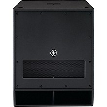 Yamaha DXS18 18in Powered Subwoofer