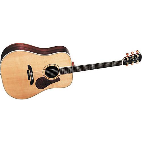 Alvarez DYM95 Yairi Masterworks Dreadnought Acoustic Guitar