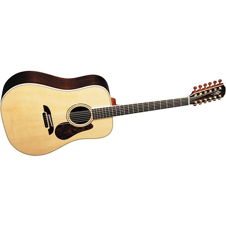 AlvarezDYM9512 Yairi Masterworks Dreadnought 12-String Acoustic Guitar