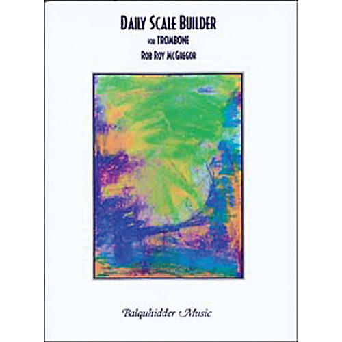 Carl Fischer Daily Scale Builder Book