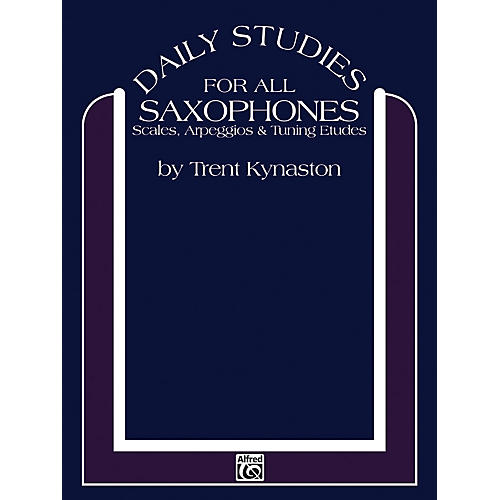 Alfred Daily Studies for Saxophones-thumbnail