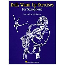 Hal Leonard Daily Warm Ups & Exercises for Saxophone
