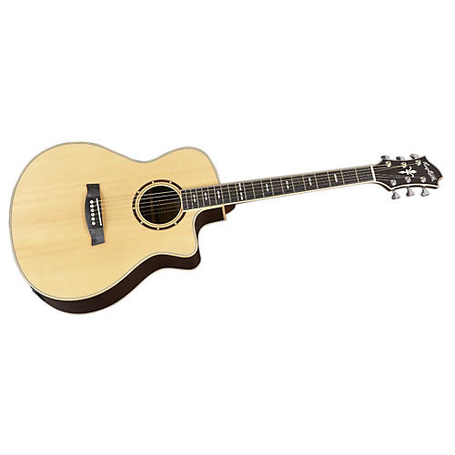 Hagstrom Dalarna Grand Auditorium Acoustic-Electric Guitar-thumbnail