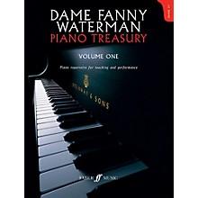Faber Music LTD Dame Fanny Waterman - Piano Treasury Volume One Advanced Book