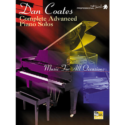 Alfred Dan Coates Complete Advanced Piano Solos-thumbnail