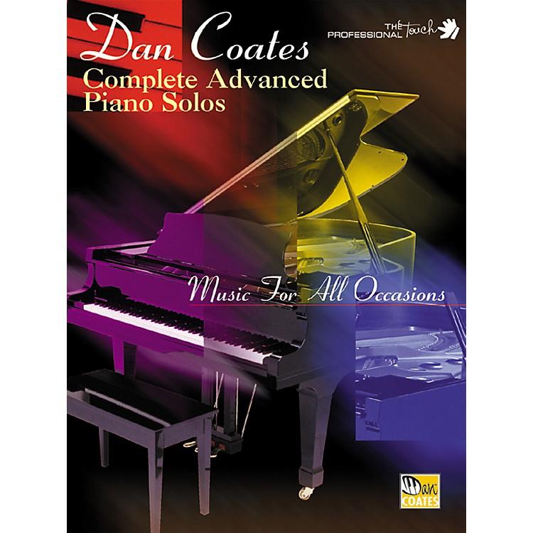 AlfredDan Coates Complete Advanced Piano Solos