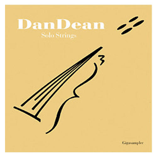 Tascam Dan Dean Solo Strings Giga CD