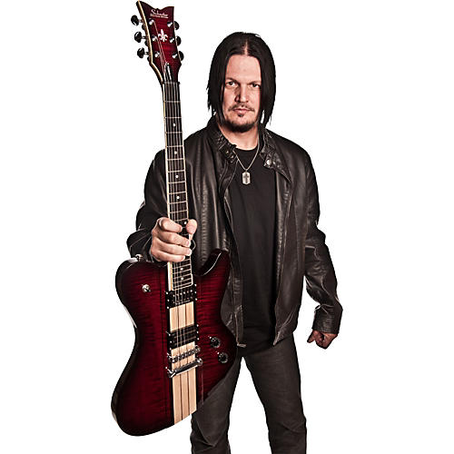 Schecter Guitar Research Dan Donegan Ultra Signature Electric Guitar-thumbnail