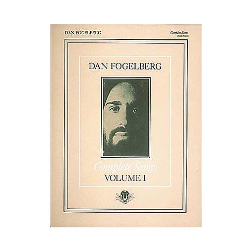 Hal Leonard Dan Fogelberg - Complete Songs Volume 1 Piano/Vocal/Guitar Artist Songbook-thumbnail