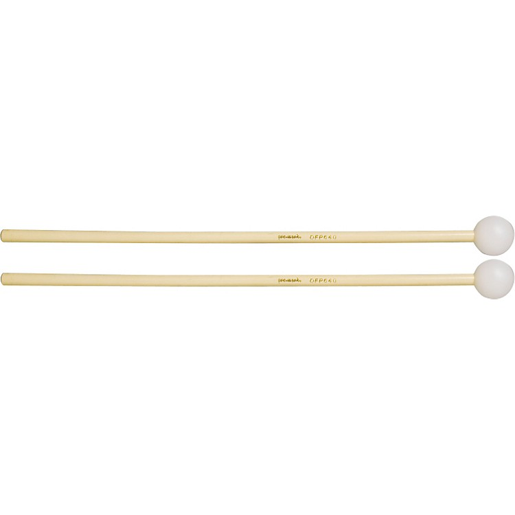 PROMARK Dan Fyffe Educational Series Mallets Dfp620 Rattan Handle With Brass Head Dfp620 Rattan Handle With Brass Head
