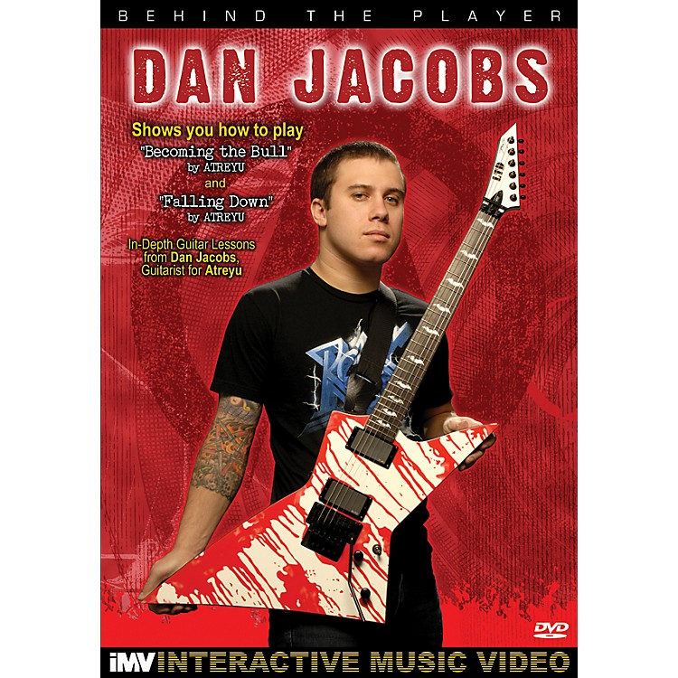 AlfredDan Jacobs: Behind the Player (DVD)