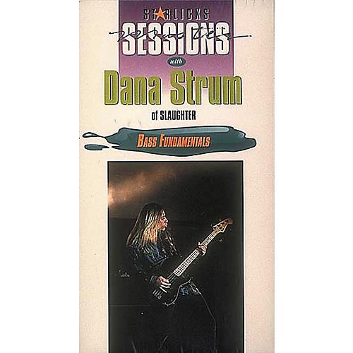 Star Licks Dana Strum (VHS)-thumbnail