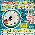 EastWest Dance Mega Disco House Audio CD and Akai/E-MU Sample CD-ROM thumbnail