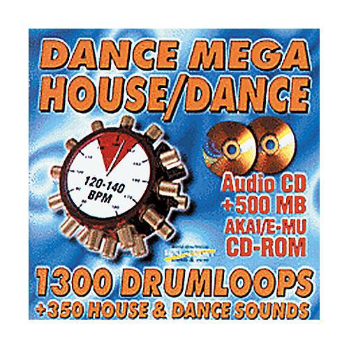 EastWest Dance Mega House/Dance Audio/Akai/Emu Sample CD-ROM