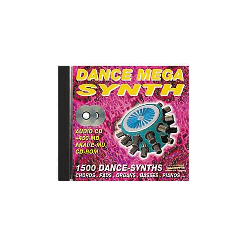 EastWest Dance Mega Synth CD Audio/AKAI/Emu