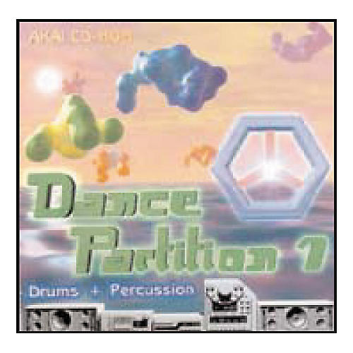 Q Up Arts Dance Partition Akai S1000 CD-ROM-thumbnail