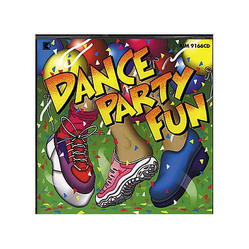 Kimbo Dance Party Fun Dvd
