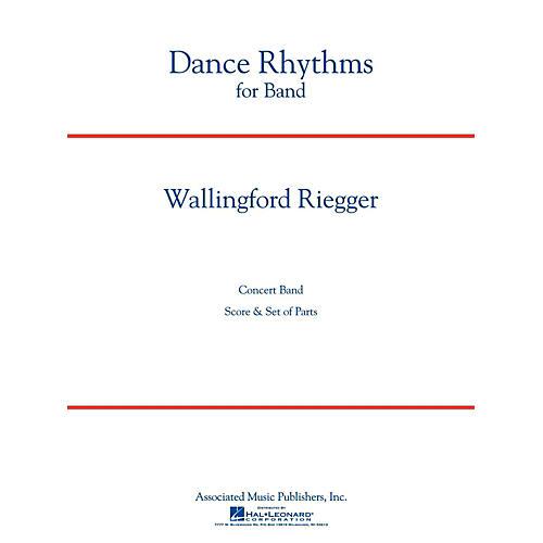 Hal Leonard Dance Rhythms For Band Op. 58 Level 5-thumbnail