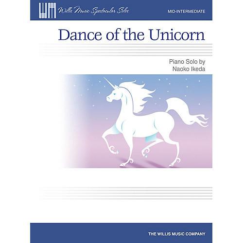 Willis Music Dance of the Unicorn (Mid-Inter Level) Willis Series by Naoko Ikeda-thumbnail
