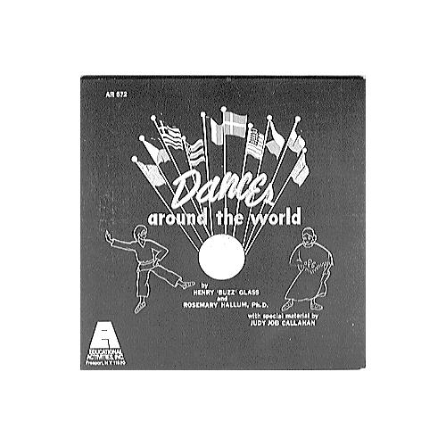 Educational Activities Dances Around the World Elementary CD