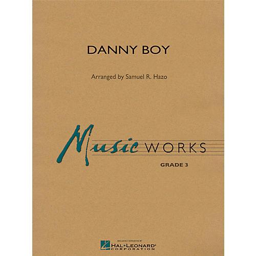 Hal Leonard Danny Boy - Music Works Series Grade 3