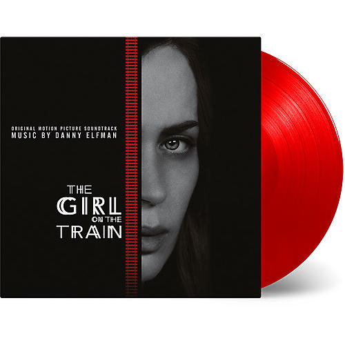 Alliance Danny Elfman - The Girl On The Train (original Soundtrack)