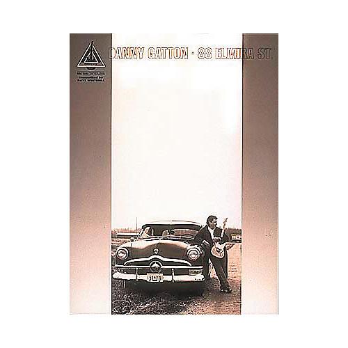 Hal Leonard Danny Gatton 88 Elmira Street Guitar Tab Book-thumbnail