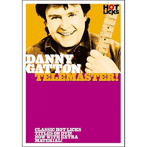 Hot Licks Danny Gatton: Telemaster! (DVD)