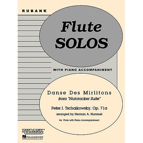 Rubank Publications Danse des Mirlitons (from The Nutcracker Suite) Rubank Solo/Ensemble Sheet Series-thumbnail
