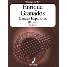 Schott Danzas Españolas (Guitar Solo) Schott Series