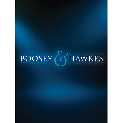 Hal Leonard Daphne And Apollo Vocal Score Boosey & Hawkes Scores/Books Series-thumbnail