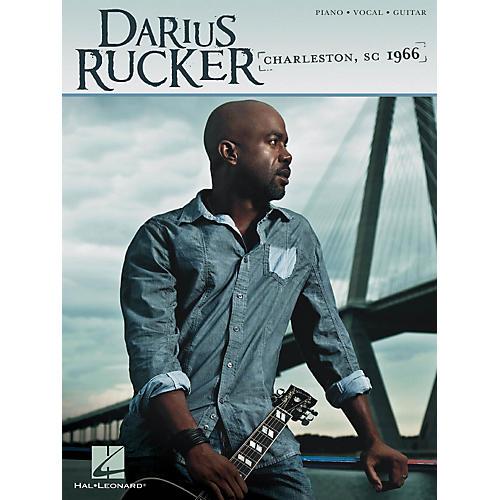 Hal Leonard Darius Rucker - Charleston SC 1966 PVG Songbook