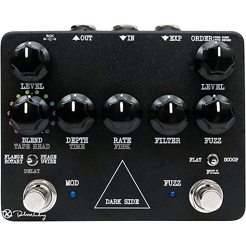 Keeley Dark Side Workstation Analog Multi-Effects Pedal-thumbnail