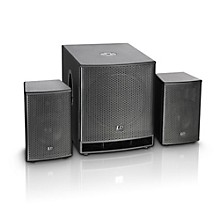 """LD Systems Dave 15 G3 Compact 15"""" Active PA System"""