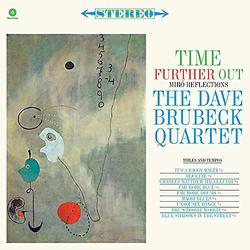 Alliance Dave Brubeck - Time Further Out