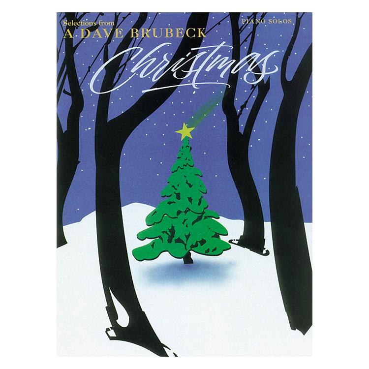AlfredDave Brubeck Christmas Piano Solos
