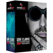 Waves Dave Clarke EMP Toolbox Native/TDM/SG Software Download
