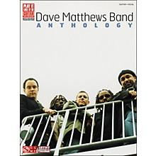 Cherry Lane Dave Matthews Band - Anthology Guitar Tab Songbook