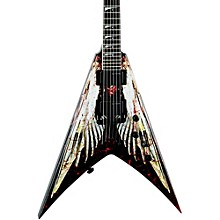 Open Box Dean Dave Mustaine VMNT Angel of Deth Electric Guitar