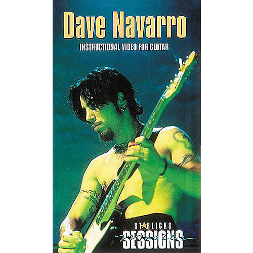 Star Licks Dave Navarro (VHS)