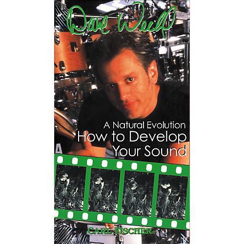 Carl Fischer Dave Weckl - How to Develop Your Sound (VHS)