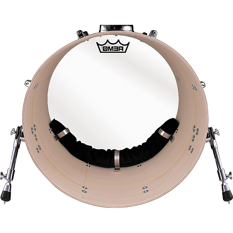 Remo Dave Weckl Adjustable Bass Drum Muffling System  22 Inches
