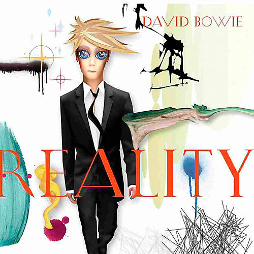 RED David Bowie - Reality LP