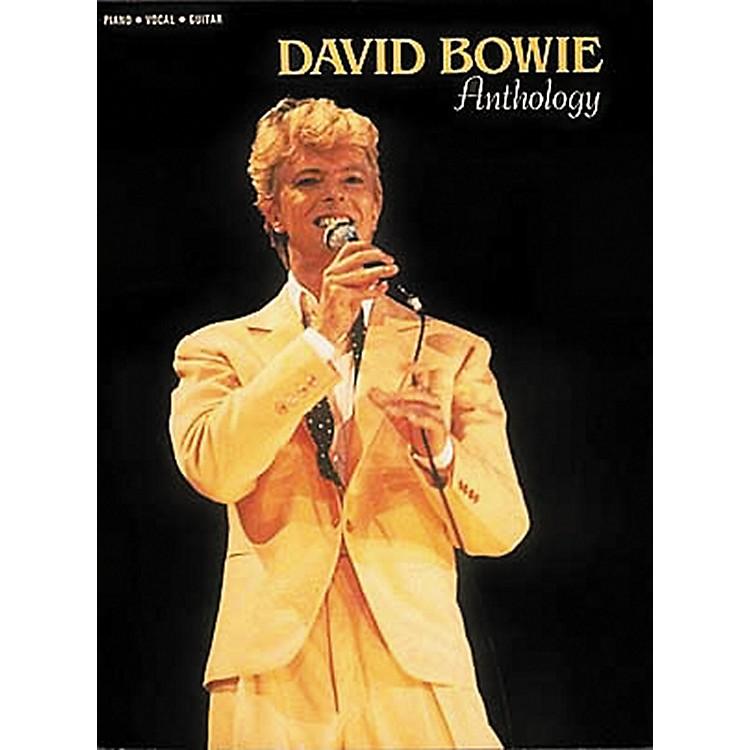 Hal LeonardDavid Bowie Anthology Piano, Vocal, Guitar Songbook